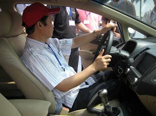 Quy trình học lái xe ô tô đạt kết quả nhanh