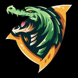 logo crocodile esport