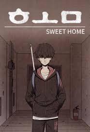 Sweet home mengangkat cerita tentang kondisi dunia di mana manusia berubah menjadi monster karena keinginan terdalam dari dalam diri mereka. Sweet Home