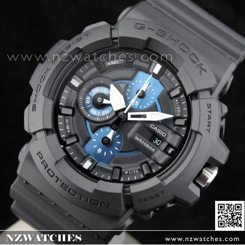 Casio G-Shock Screw Lock Crown Chronograph Watch GAC-100 Series ... 942943567
