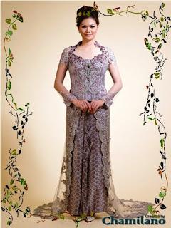 model rok batik panjang terbaru