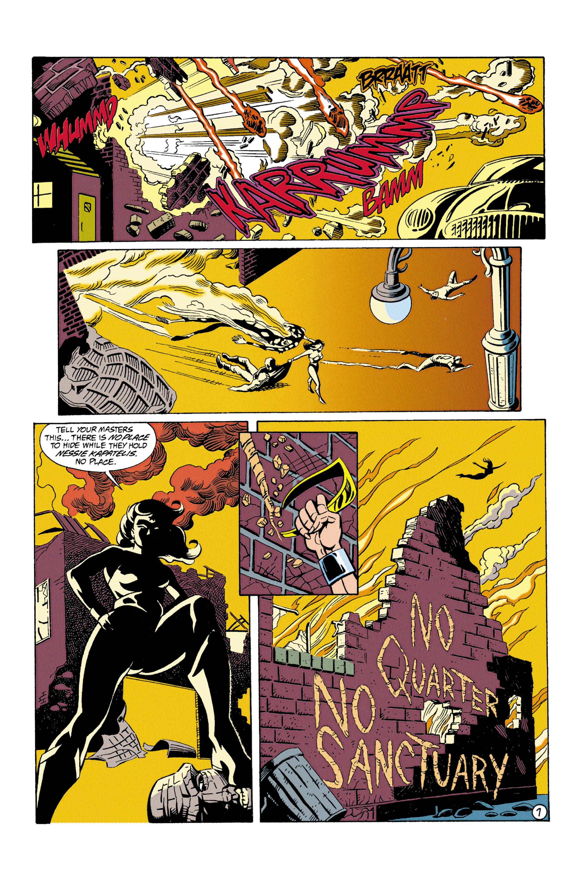 Read online Wonder Woman (1987) comic -  Issue #87 - 8