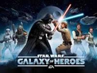 Star Wars Galaxy of Heroes MOD APK v0.11.309129 Terbaru