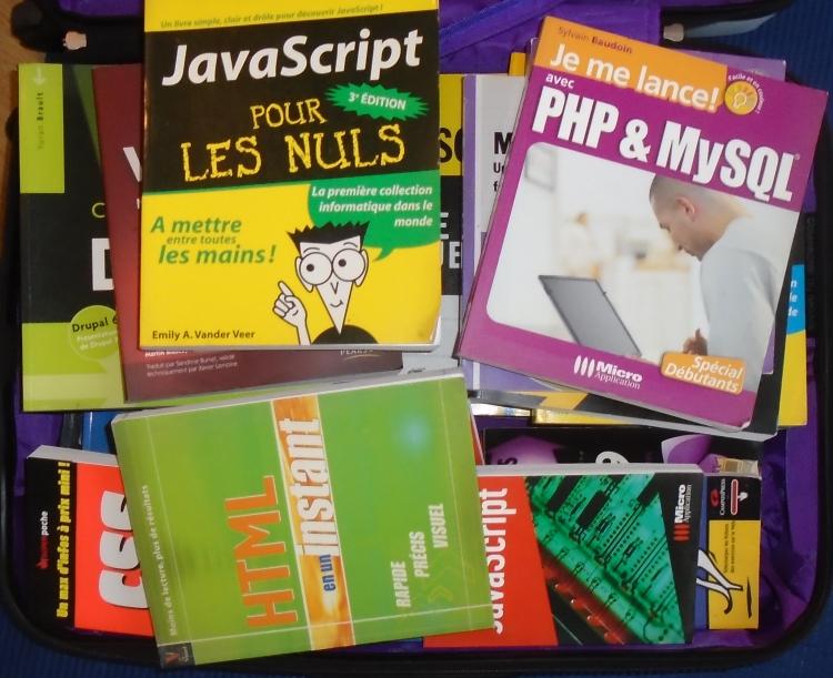livres internet et informatique