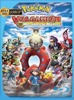 Pokémon: Volcanion y la maravilla mecánica (2016) HD [1080p] Latino [GoogleDrive]