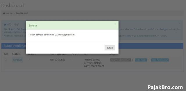 Cara Membuat NPWP Secara Online Update 2020 - PajakBro.com
