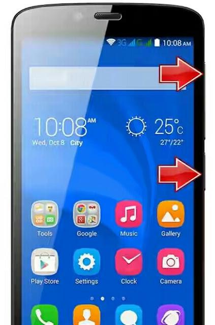 Huawei Honor 3C Recovery Combo