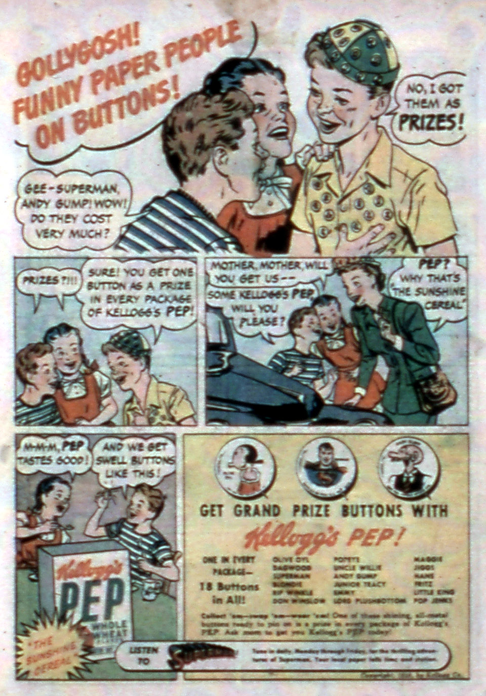 Read online All-American Comics (1939) comic -  Issue #77 - 23