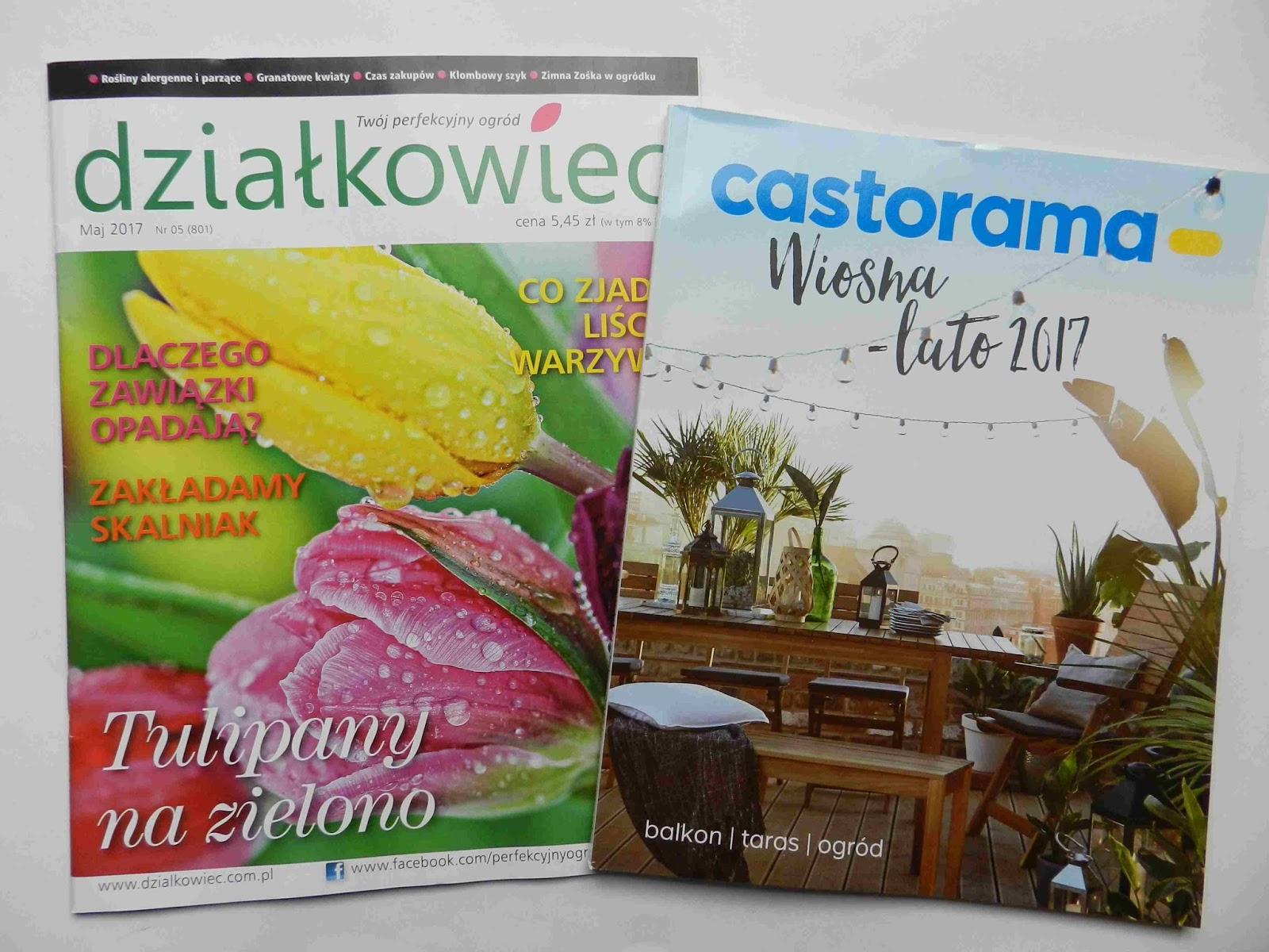 Katalog Castorama Wiosna Lato 2017 Dodatki W Kiosku 2