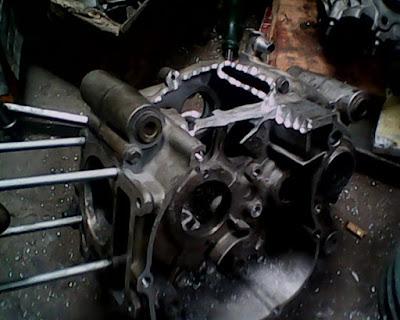modifikasi mesin motor