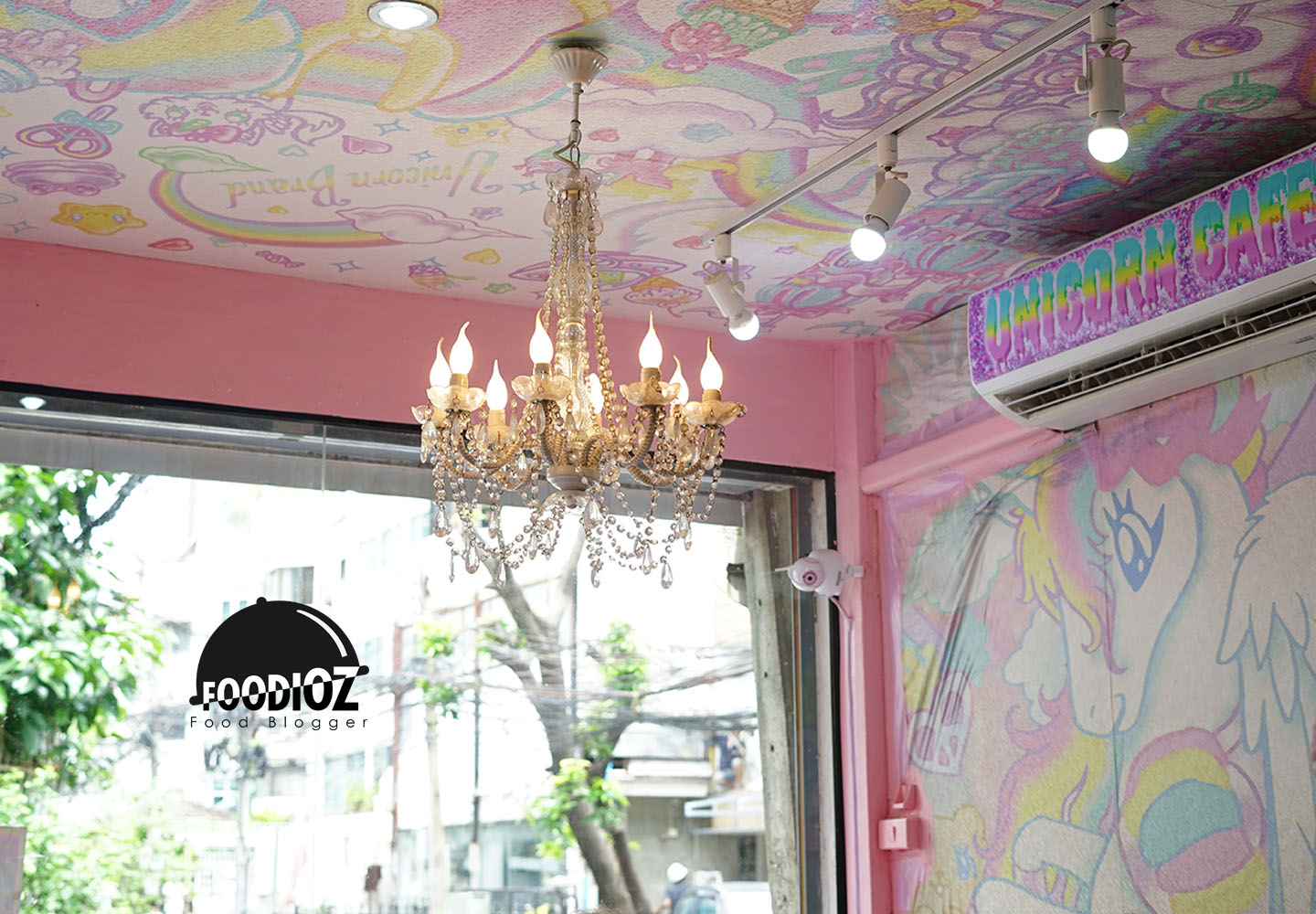 unicorn cafe, bangkok, thailand