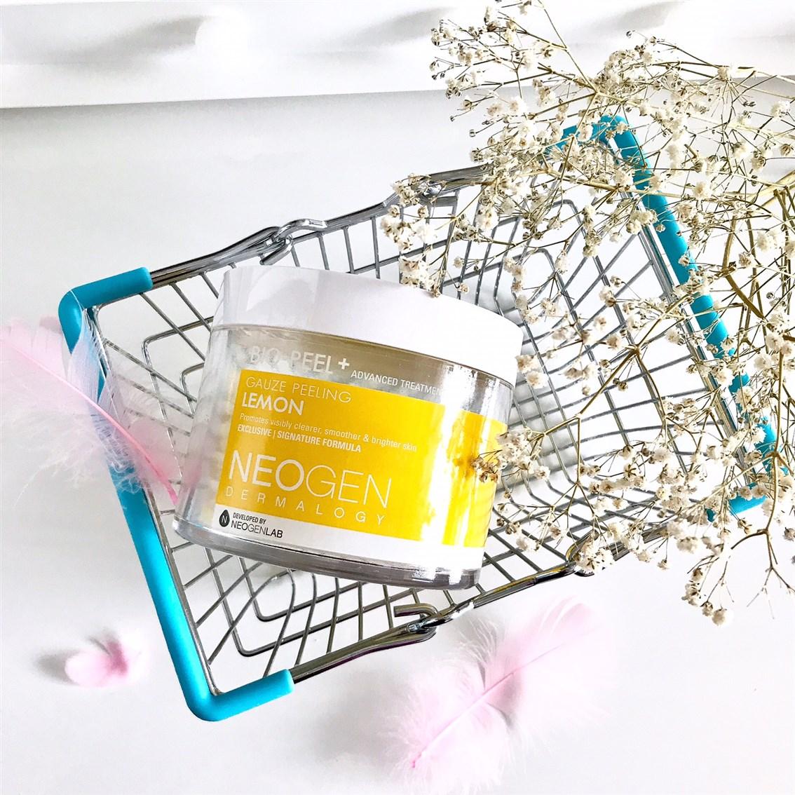 Neogen Bio Peel Gauze Lemon
