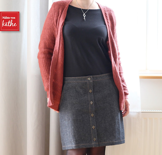 Rock Marie vom Kreativlabor Berlin und Shirt Else von Schneidernmeistern