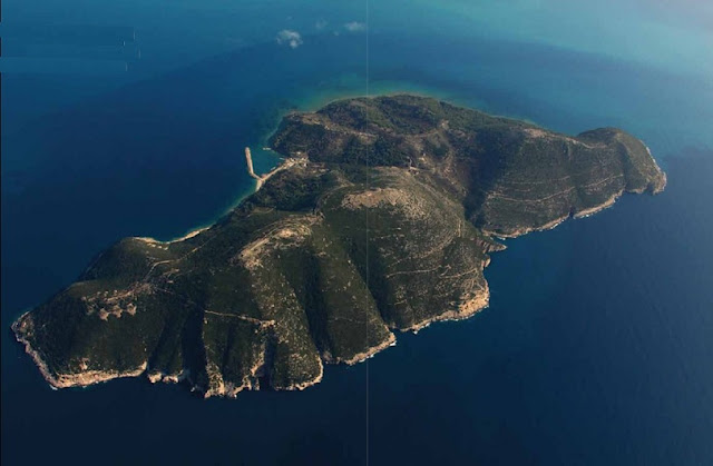 Sazan Island opened to tourists during summer season