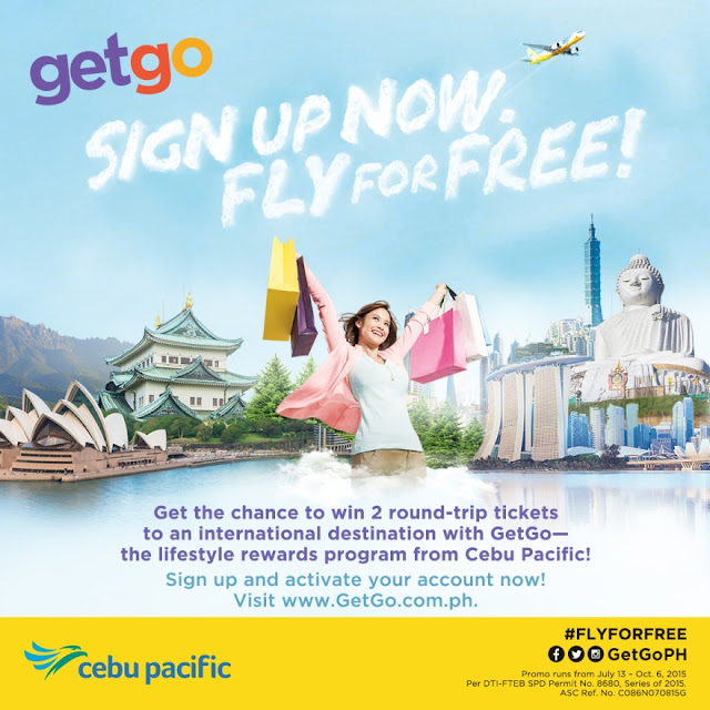 GetGo is giving away FREE FLIGHTS!
