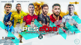 PES 2018 Mobile World Cup Menu Mod Android 2.3.1 Android