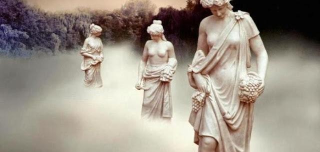 Αποτέλεσμα εικόνας για νεοπλατωνισμός και πνεύματα