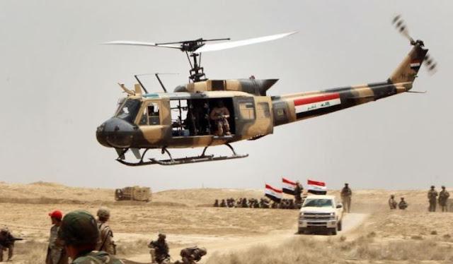 بالتنسيق مع التحالف الرباعي تفاصيل تكشف لأول مرة بشأن الغارات العراقية داخل سوريا