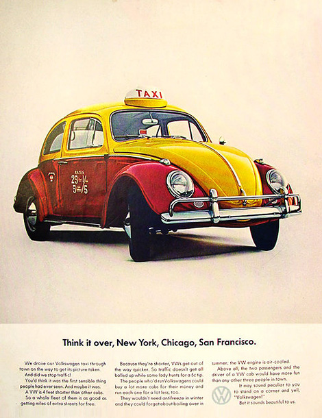 A Cotton Tail of Two Taxis - Internet Checker Taxicab Archive