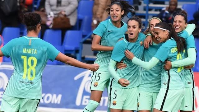 Liga dos Campeões feminina: Barcelona, Bayern e Manchester City largam bem