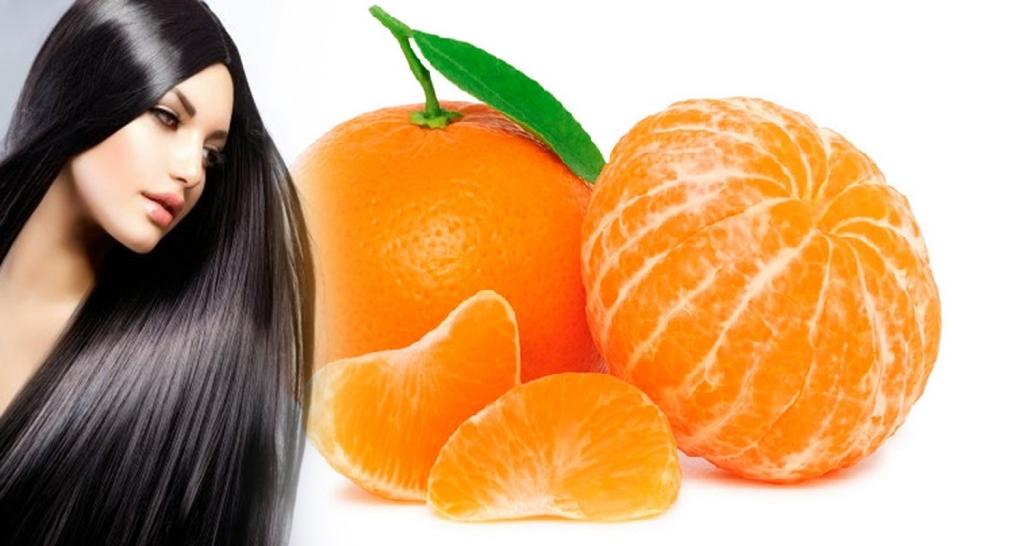 Cara Merawat Rambut dengan jeruk