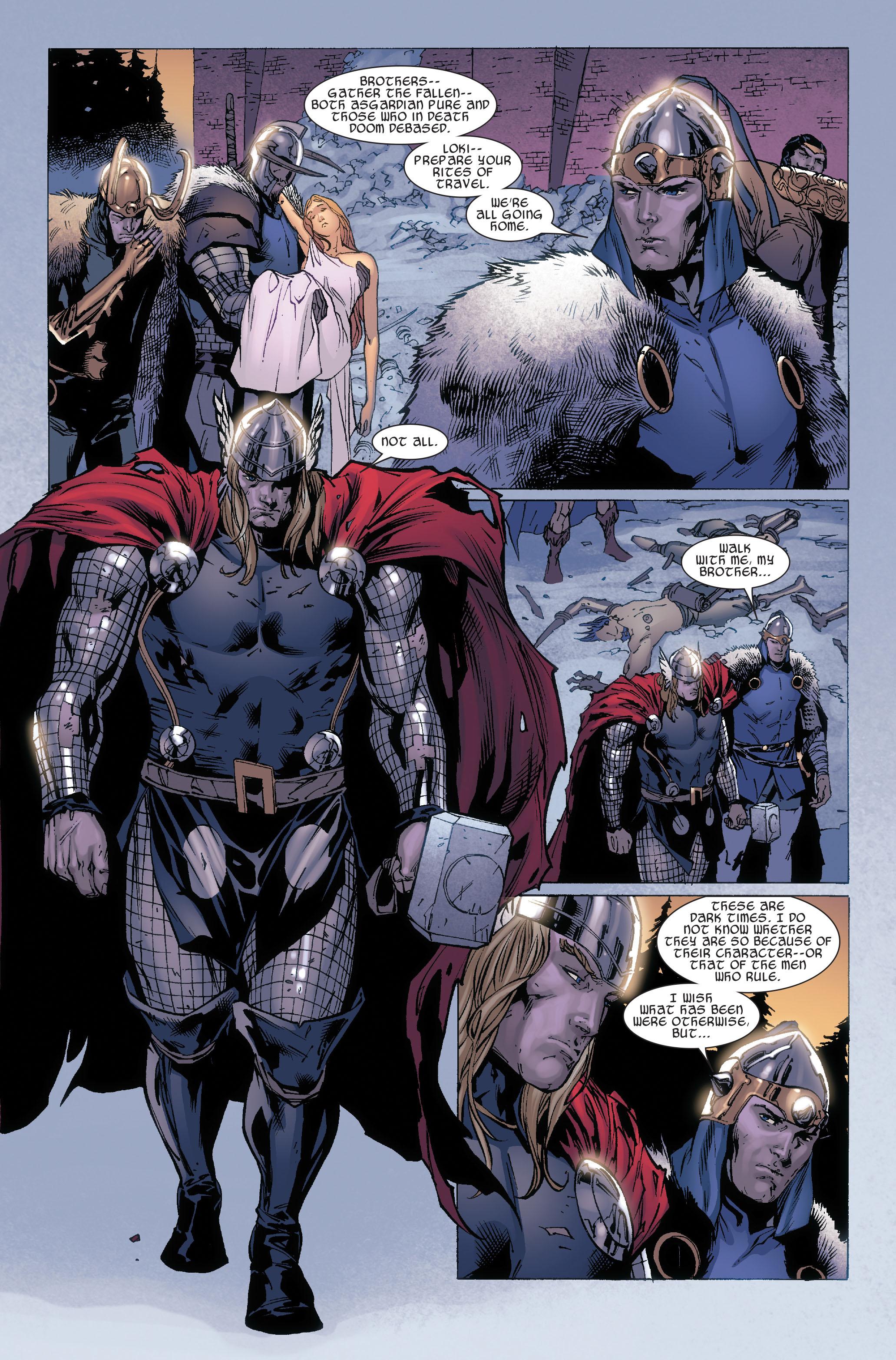 Thor (2007) Issue #606 #19 - English 17
