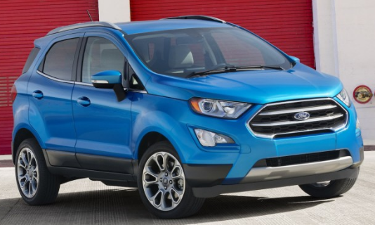 Ford Ecosport 2018 Release Date
