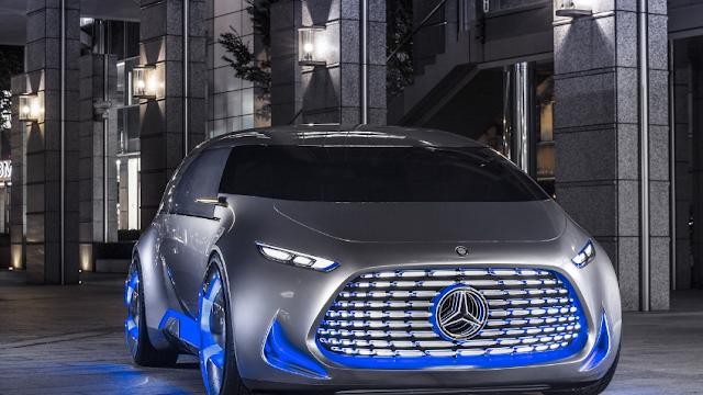 Mercedes-Benz Vision Tokyo Performance