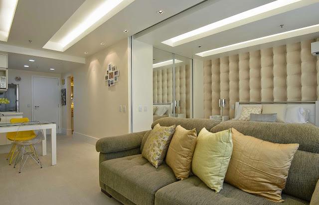 decoração apartamentos pequenos, blog achados de decoração