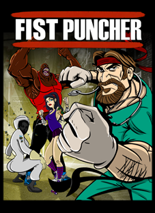 Fist Puncher - PC (Download Completo em Torrent)