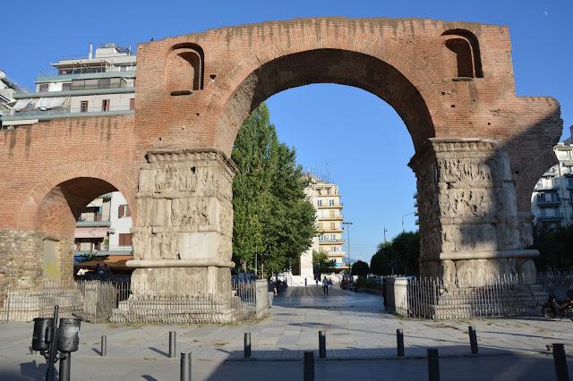 Kamara ( Galerius Kemeri), Selanik