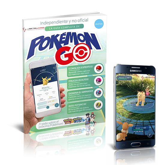 La Guía completa de Pokémon Go - Atrápalos a todos !!!