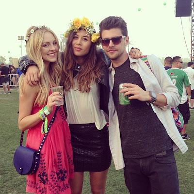 Mode Festival Coachella 2013