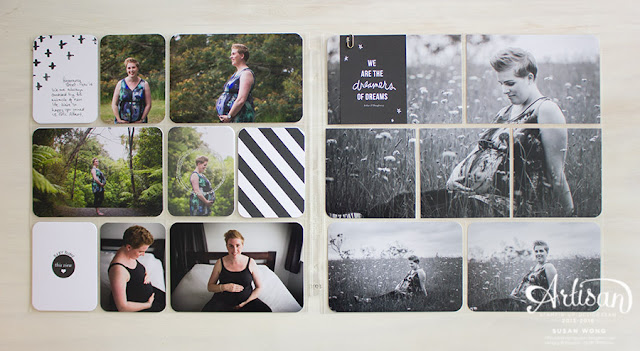 Moments Like These Project Life Card Collection ~ Susan Wong