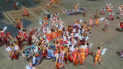 Guerra de ciudad en  Phoenix Dynasty 2