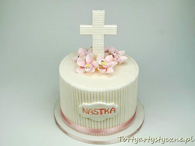 torty na chrzest