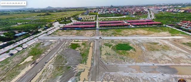 View 360 Đồng Kỵ Lovera Garden Từ Sơn
