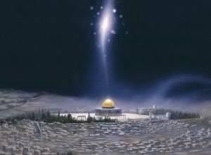 Ilustrasi Mi'raj Nabi Muhammad SAW