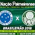 Jogo Cruzeiro x Palmeiras Ao Vivo 30/05/2018