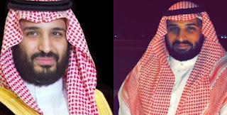 """صورة شبيه  ولي العهد السعودي """"محمد بن سلمان"""" يثير الجدل عبر وسائل التواصل الاجتماعي"""