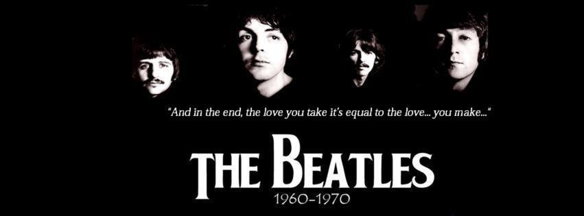 the beatles in the end facebook cover facebook covers fb covers facebook timeline covers. Black Bedroom Furniture Sets. Home Design Ideas