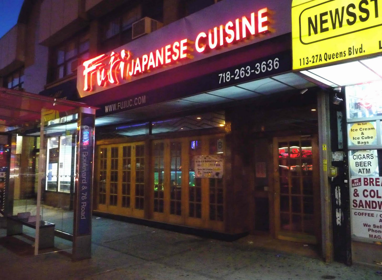 Eateryrow Foresthills Fuji