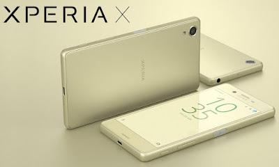 Harga Sony Xperia X