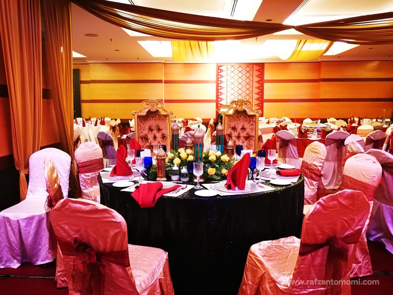 Dewan Besar Tun Rahah Kuala Lumpur