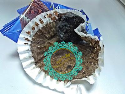 Chocolate with Choco Chips, muffin, chocolate, chocolate chips, kaya dengan chocolate, rich with chocolate, halal, might white, halal tak, sedap tak, apa yang best, pahit tak.