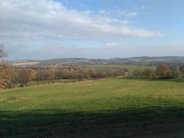 wzgórza niemczańskie