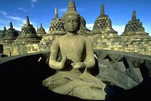 Teori Masuk dan berkembangnya agama hindu-Budha di Indonesia