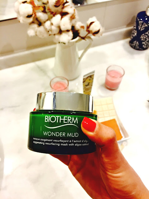 Fitness And Chicness-Biotherm Skinbest Wonder Mud Mask-2