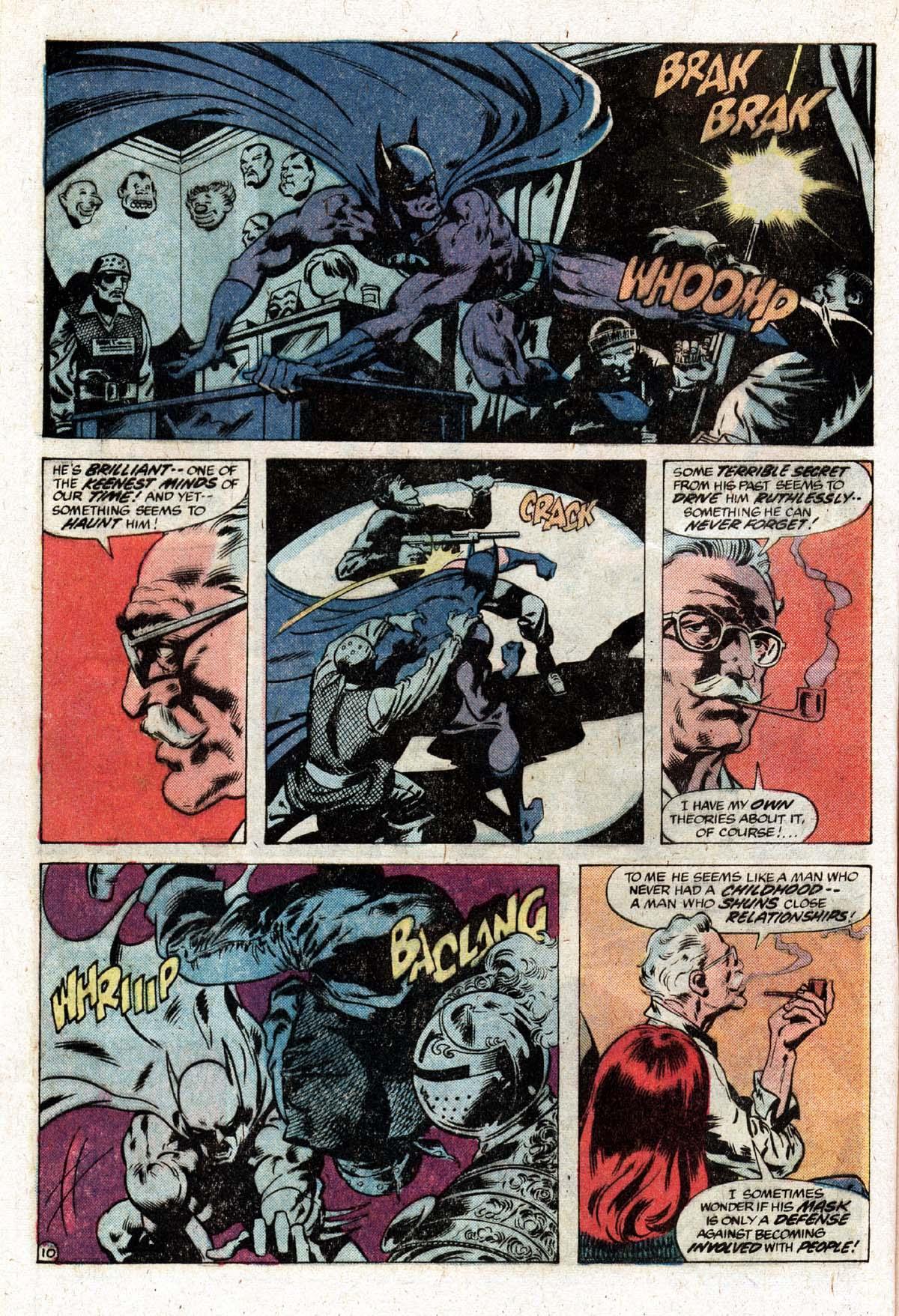 Detective Comics (1937) 492 Page 10