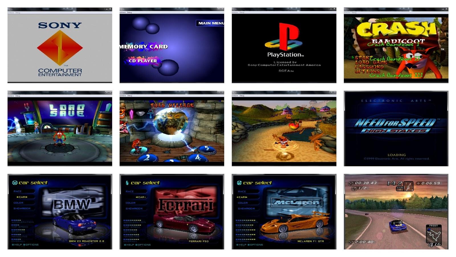 Summary -> Playstation Psx Roms Isos M Rom Hustler
